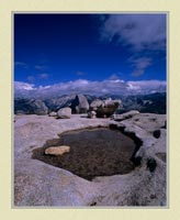 Half Dome - Yosemite National Park - Landscape Photo for sale by ISO50Photo.com
